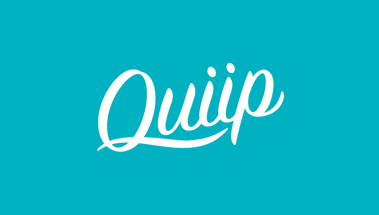 Quiip | Design and Branding Services | Being Agency