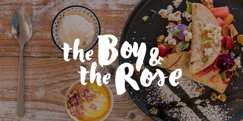 The Boy & The Rose