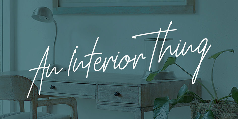 An Interior Thing